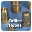 gas orifice hoods