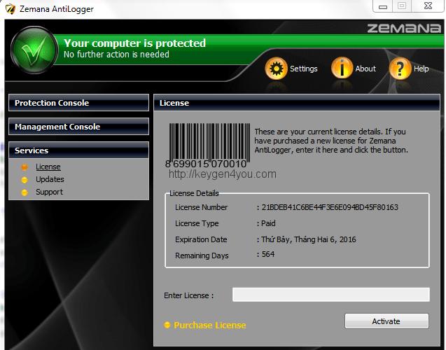 Zemana Antilogger Crack Free Download