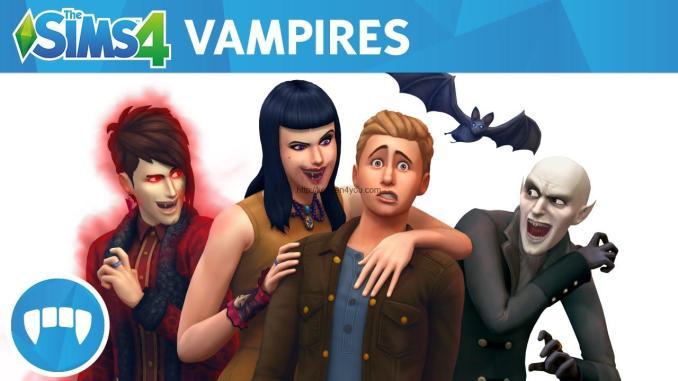 sims4 vampire keygen4you