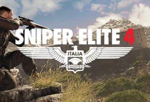 Sniper Elite 4 2020 Crack + Serial Key Free Download Full Version For PC