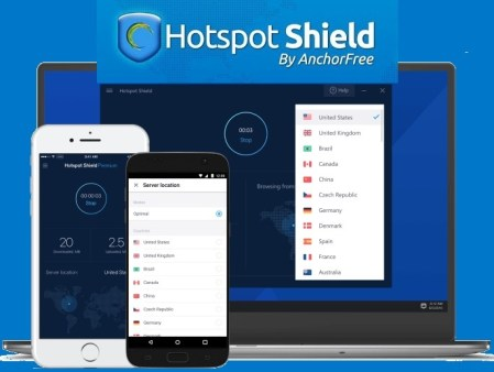 HotSpot Shield 7.15.1 Crack