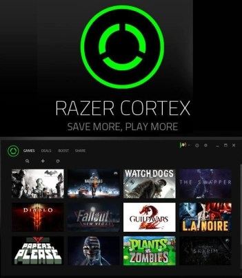 Razer Cortex Game Booster 9.0.74.878 Crack