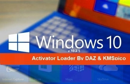 Windows 10 Activator Crack + Loader KMSpico [2020] Download