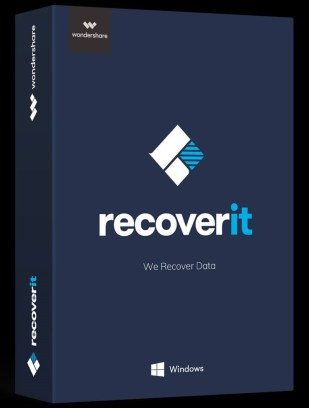 Wondershare Recoverit Crack + Coupon Code