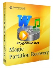 Magic Partition Recovery 3.9 Crack + Key [Latest Version]