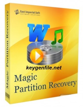 Magic Partition Recovery 3.7 Crack + Key [Latest Version]