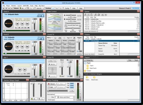 SAM Broadcaster Pro Crack + Keygen Full Version Download