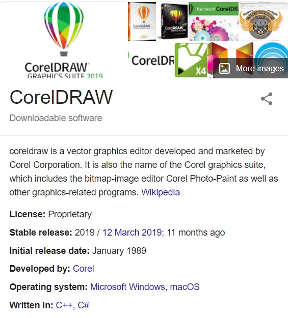 Corel DRAW X7 Keygen Crack Windows (32-64bit) Download