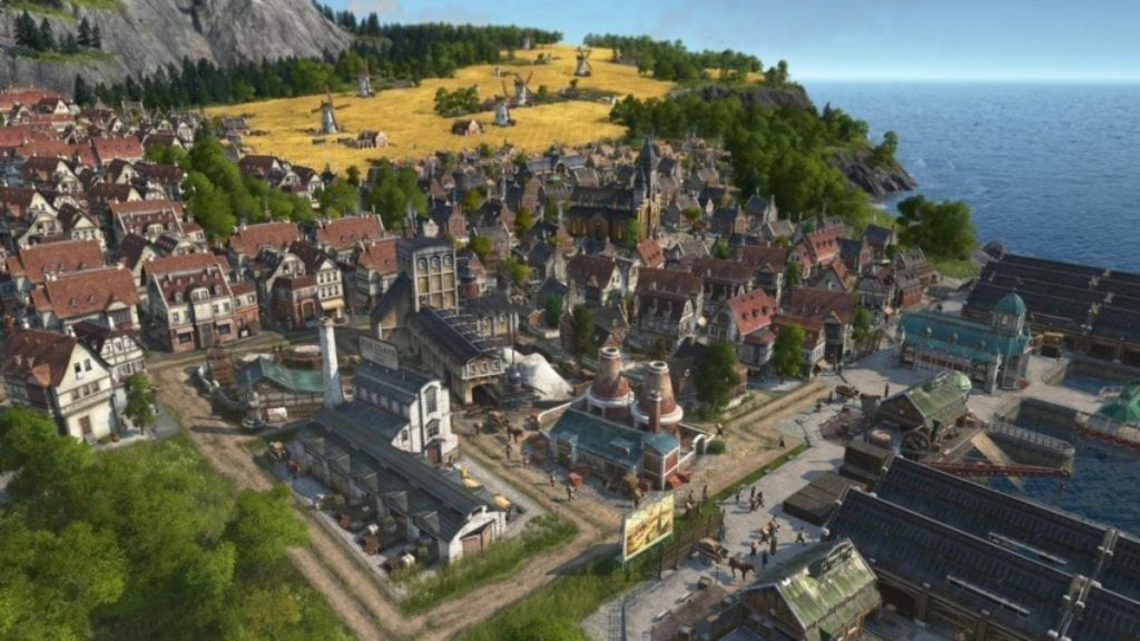 Anno 1800 Crack PC Free Download (Full) Torrent