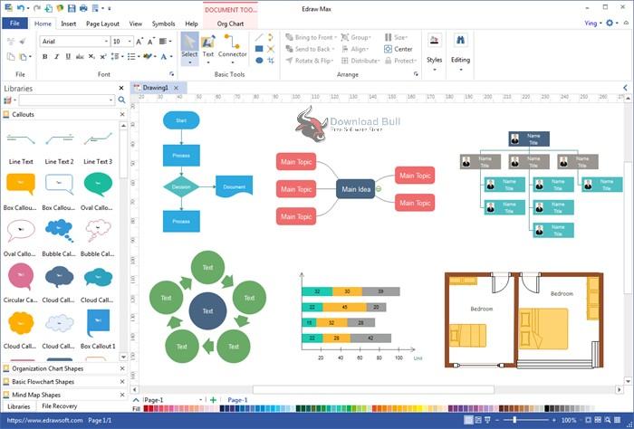 Edraw Max 10.0.4 Crack Full + License Key 2020 [Latest]