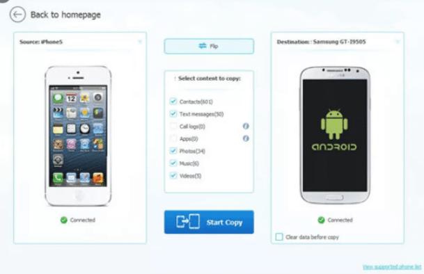 Wondershare MobileTrans 8.1.0 Crack With Registration Code [Latest]