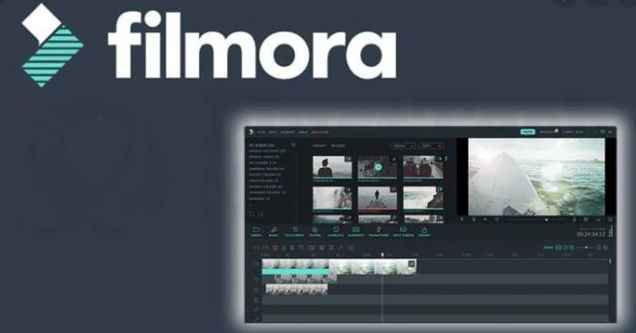 Filmora 9 Crack 10.0.4.6 With Registration Key (Win+Mac)