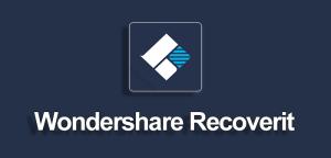 Wondershare Recoverit 7
