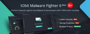 IObit Malware Fighter 6