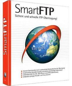 SmartFTP 7 Crack with License Keygen