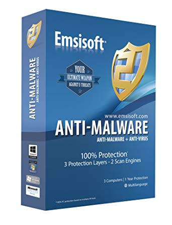 Emsisoft Anti-Malware 2018.8.1.8923 Crack With Serial Key Download