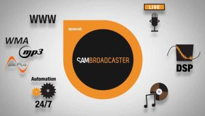 SAM Broadcaster PRO 2018.9 Crack with License Key Download Free