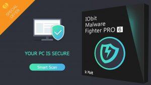 IObit Malware Fighter Pro 6.3.0.4841 Crack With Keygen Free Download
