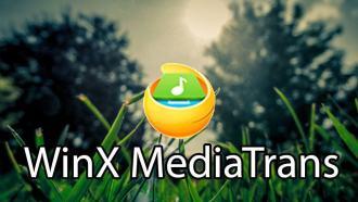 WinX MediaTrans 6.4 Crack With Activation Key 2019 Full Free