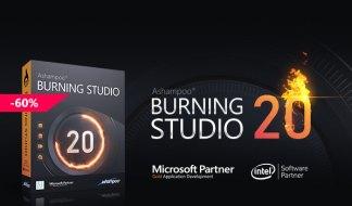 Ashampoo Burning Studio 20.0.1 Crack With Product Key Free Download