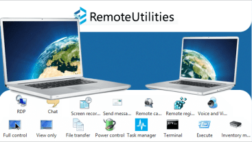 Remote Utilities Pro 6.10.3.0 Crack & Activation Key Full Free Download