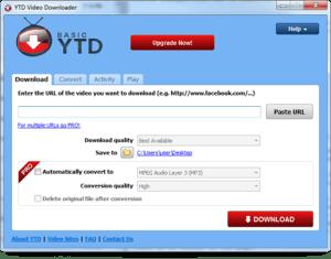 YTD Video Downloader Pro 5.15.2 Crack + Key Download 2019