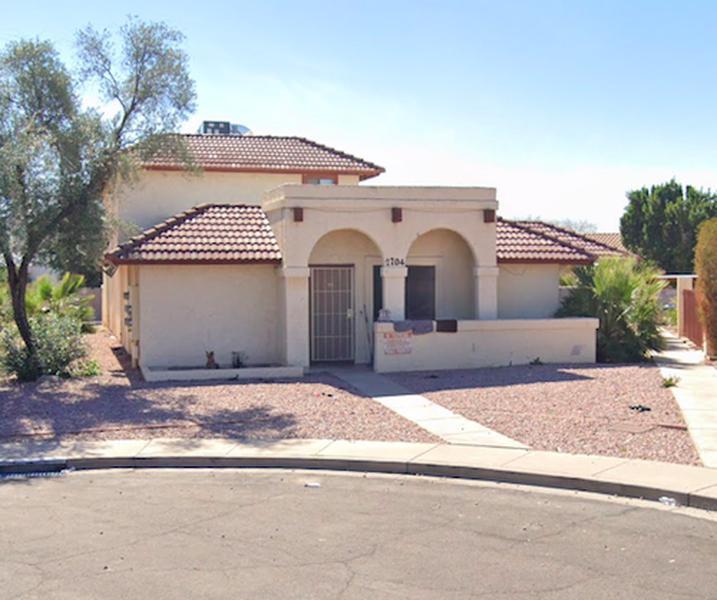 2704 N Salem, Mesa AZ 85215 wholesale property listing for sale