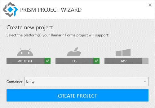 Getting Started With Xamarin Forms and Prism - DZone Mobile