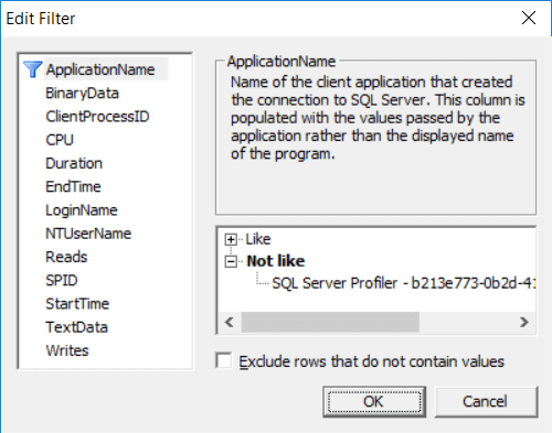 Quick Introduction To SQL Server Profiler | Keyhole Software