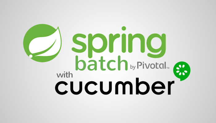 Cucumber Testing in Spring Batch | Keyhole Software