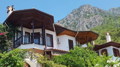 Muğla Akyaka Evleri