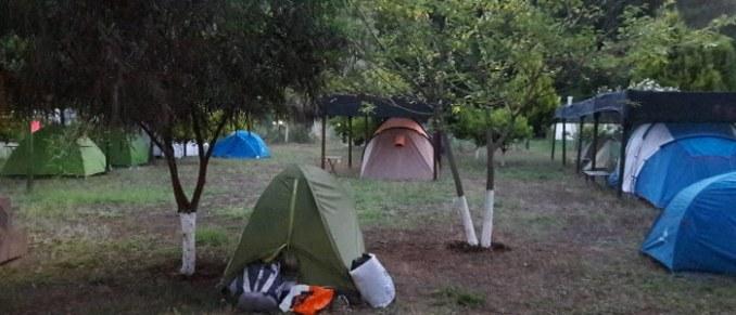 Camp Caretta Günlüklü Koyu