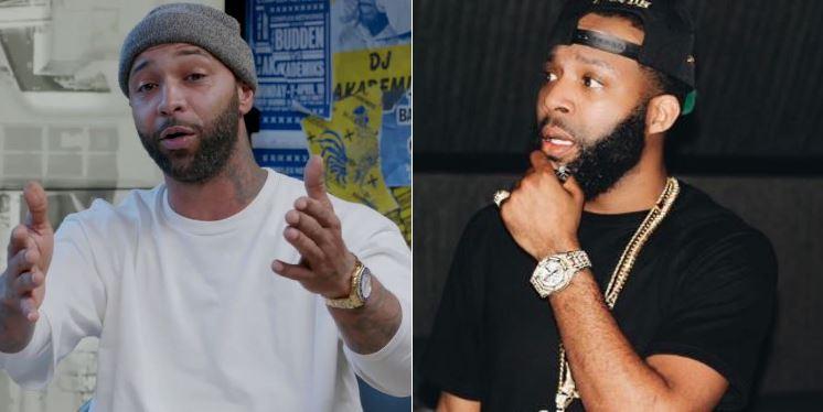J. Prince Jr. Tries To Press Joe Budden On Clubhouse :: Hip-Hop Lately