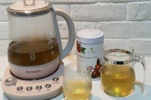 【家庭好物】「B&G德國農莊Tea Bar」有機天然草本水果茶
