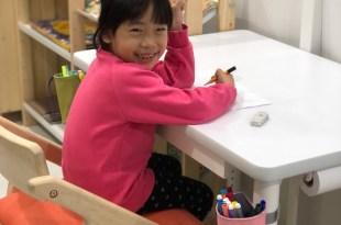 【育兒好物】從1歲用到成年的愛兒館成長型書桌椅系列