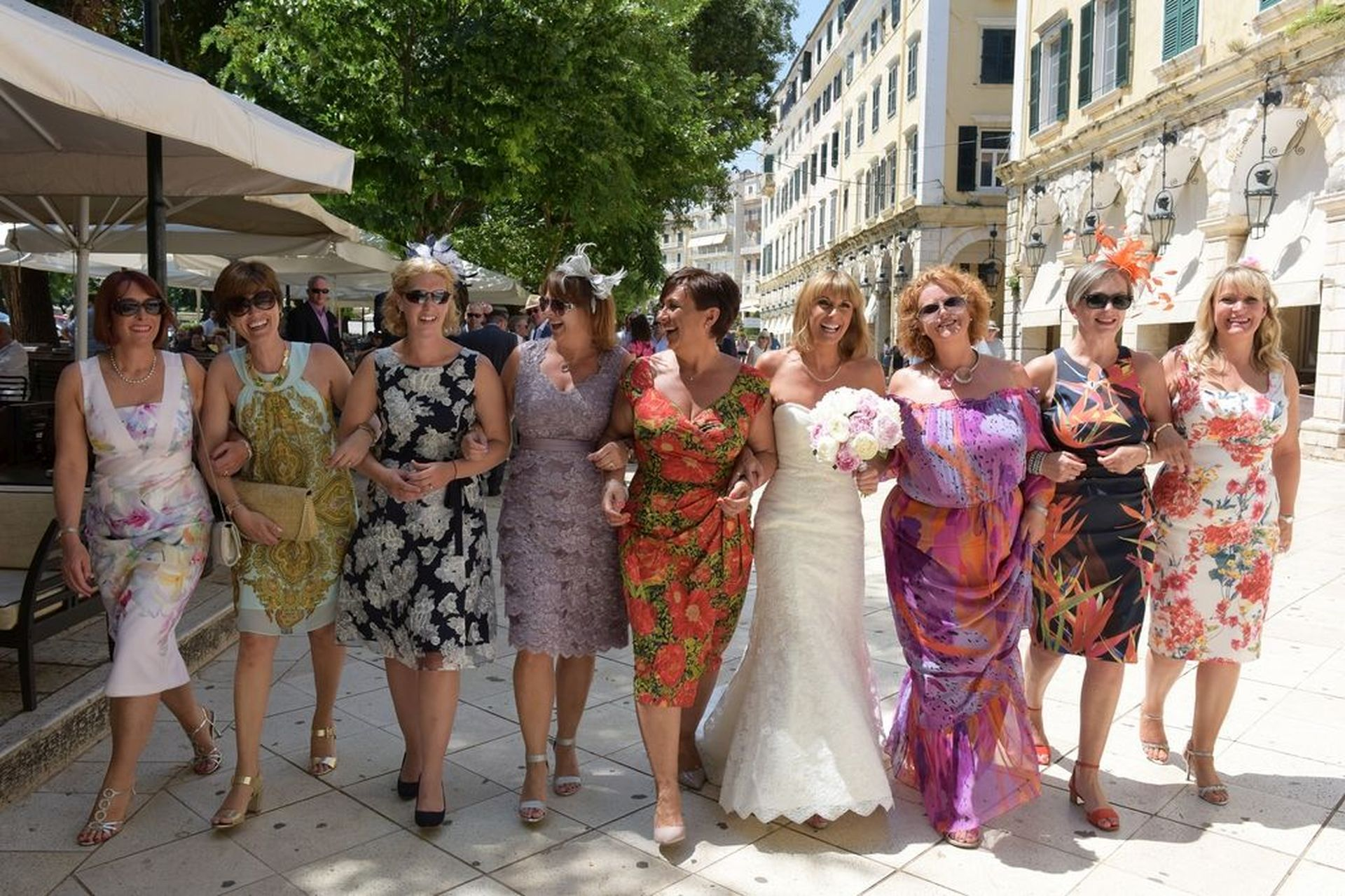 Corfu Town Weddings