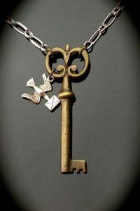 Handmade Key & Steampunk Jewelry | Key J Art
