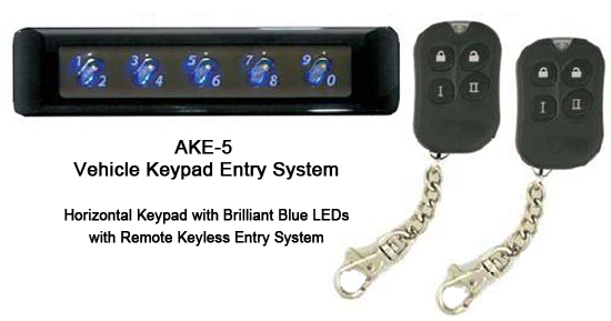 Keyless Entry System For Cars Wiring Diagram