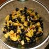 blueberry pineapple summer salsa