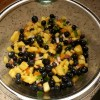 blueberry pineapple summer salsa
