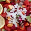 bright fruit salad