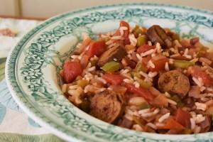 veganized charleston red rice