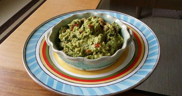 vegan favorite guacamole