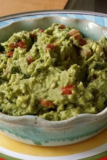 my favorite guacamole