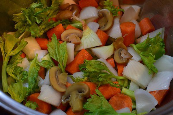 kitchen basics homemade vegetable broth