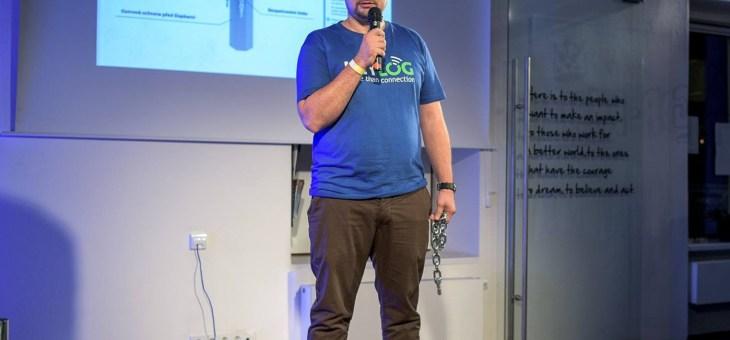 Záznam prezentace o projektu KEYLOG