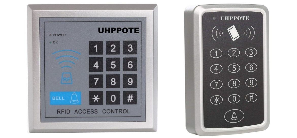 Escape Room Key Pads