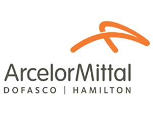Arcelor Mittal Dofasco Hamilton Logo