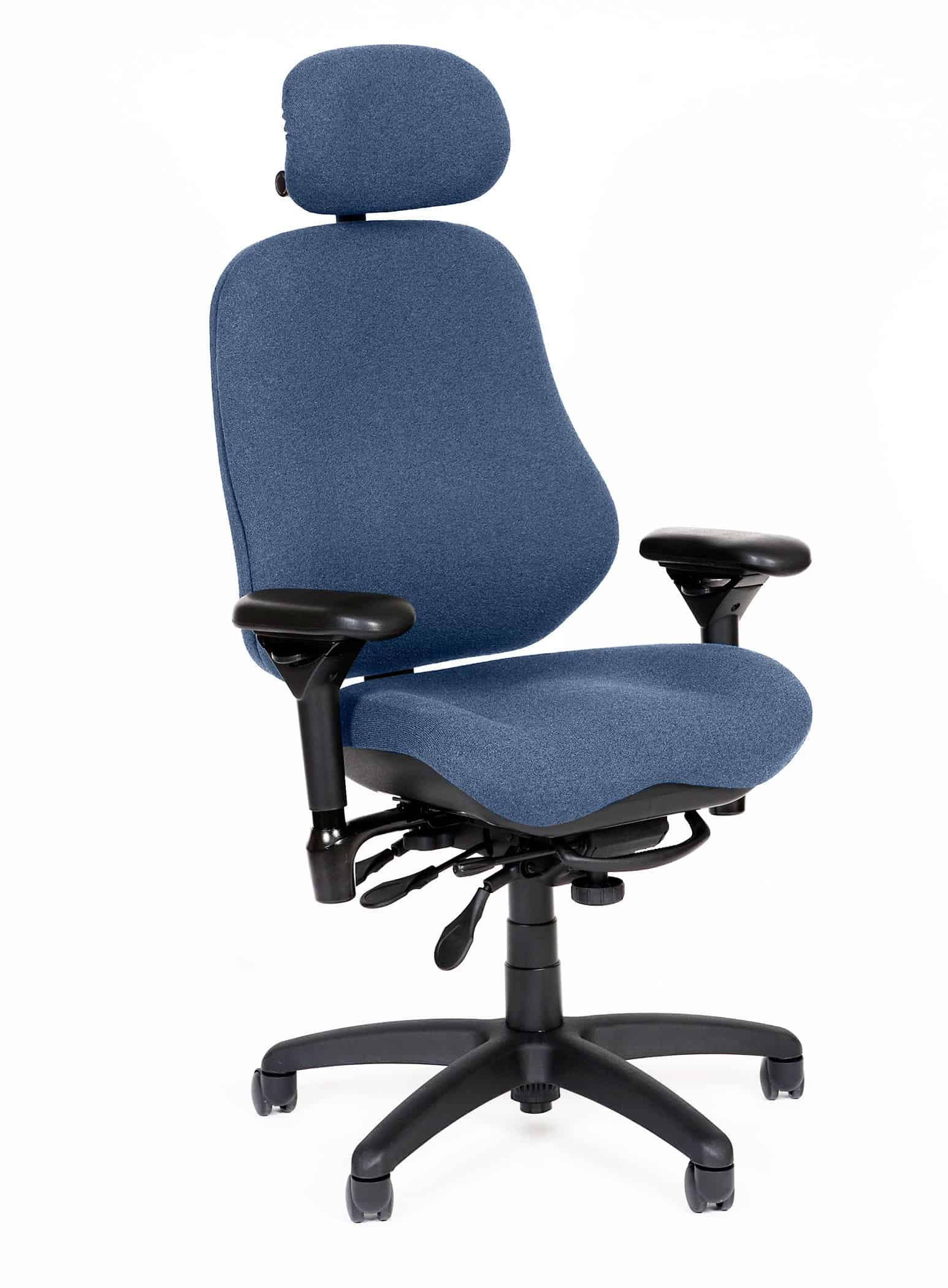 24 Hour Office Chairs Bodybilt Chairs 24 7 Control Room 911 Emergency Call Centers 24 7
