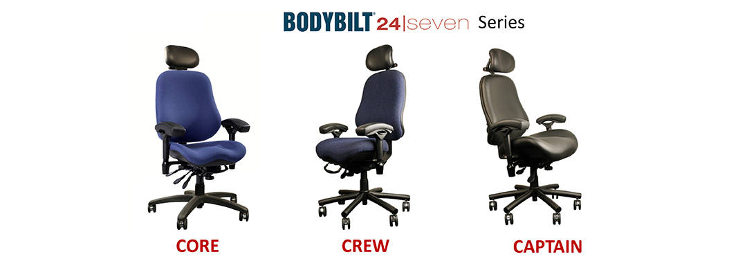 BodyBilt Chairs 247 Control Room 911 Emergency Call
